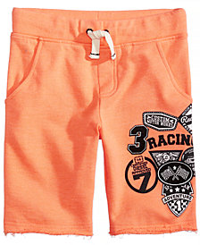 Epic Threads Graphic-Print Shorts, Little Boys, Created for Macy's