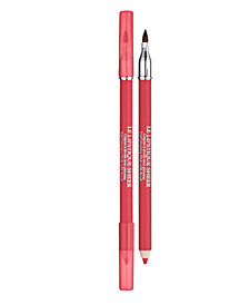 Lancôme Le Lipstique Dual Ended Lip Pencil with Brush, 0.04 oz