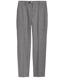 Lauren Ralph Lauren Plaid Suit Pants, Big Boys