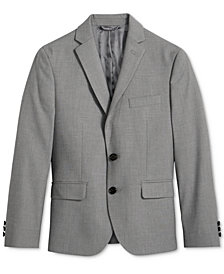 Lauren Ralph Lauren Ticked Suit Jacket, Big Boys