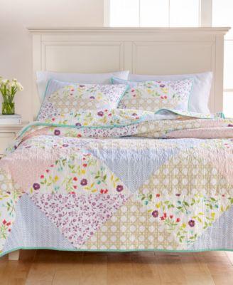 Pergola Patchwork Full/Queen Quilt, Created for Macy's