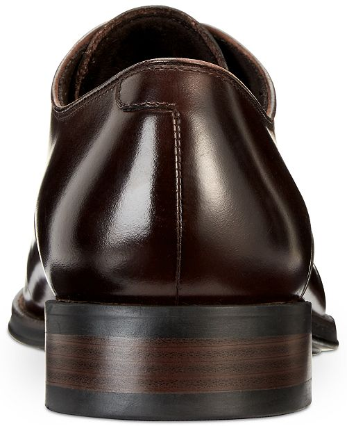 a0c3fc0cc33b6 Kenneth Cole Men's Brock Cap-Toe Oxfords & Reviews - All Men's Shoes ...