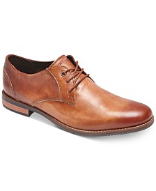 Rockport Men's Style Purpose Blucher Leather Oxfords