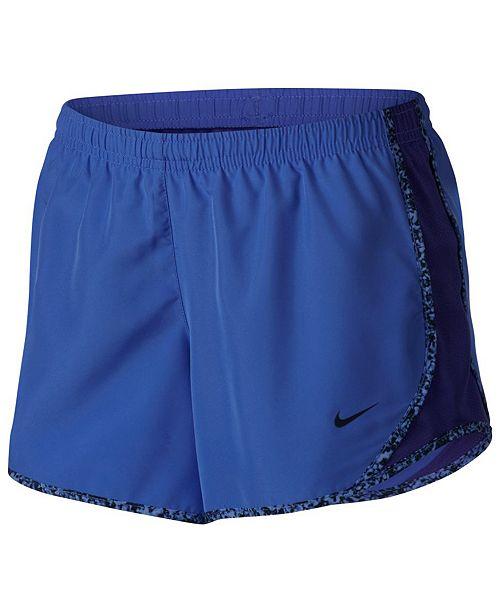 ba8862cee0 Nike Dri-FIT Tempo Running Shorts, Big Girls & Reviews - Shorts ...