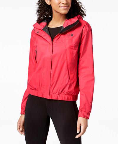 The North Face Precita Waterproof Hooded Rain Jacket