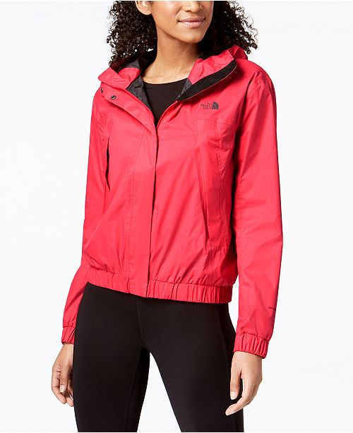 8e3ce5d832a0 The North Face Precita Waterproof Hooded Rain Jacket   Reviews ...