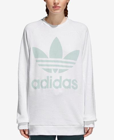 adidas Originals adicolor Over-Sized Sweatshirt