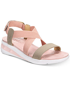 JSPORT By Jambu Sunny Wedge Sandals