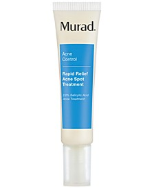 Acne Control Rapid Relief Acne Spot Treatment, 0.5-oz.