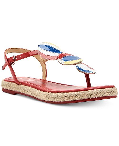 3c92a2e0dae517 Katy Perry Candice Flat Sandals   Reviews - Sandals   Flip Flops ...