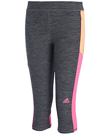 adidas Climalite® Match Point Capri Leggings, Little Girls