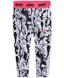 Nike Dri-FIT Sports Essential Printed Leggings, Little Girls