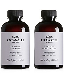 Leather Cleaner Product Care Set