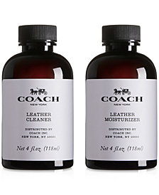 COACH Product Care Set