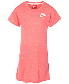 Nike Graphic-Print Gym Dress, Little Girls