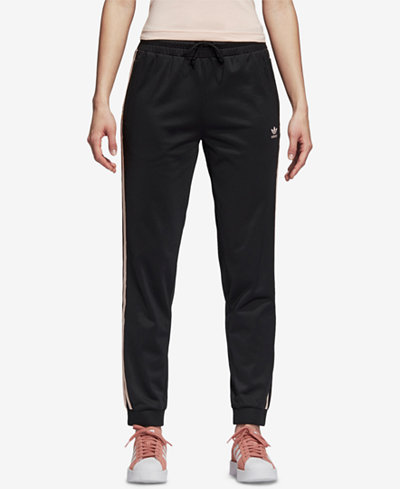 adidas Originals Embroidered Track Pants