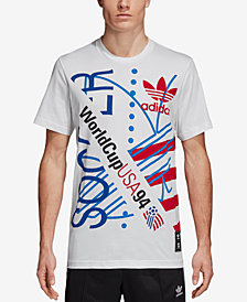 adidas Men's Originals 94 Tour Graphic T-Shirt