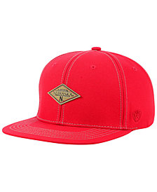 Top of the World Nebraska Cornhuskers Diamonds Snapback Cap