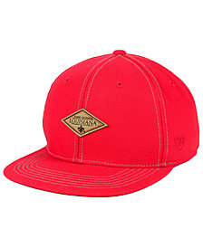 Top of the World Louisiana Ragin' Cajuns Diamonds Snapback Cap