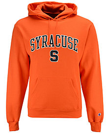 Champion Men's Syracuse Orange Arch Logo Hoodie