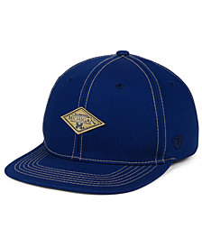 Top of the World Michigan Wolverines Diamonds Snapback Cap