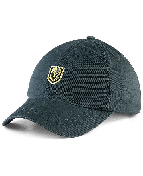 c6d3529bb89 adidas Vegas Golden Knights Adjustable Dad Cap - Sports Fan Shop By ...