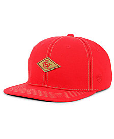Top of the World San Diego State Aztecs Diamonds Snapback Cap