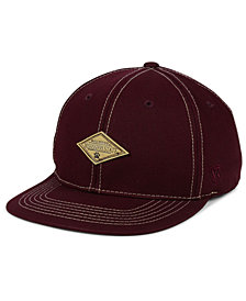 Top of the World Mississippi State Bulldogs Diamonds Snapback Cap