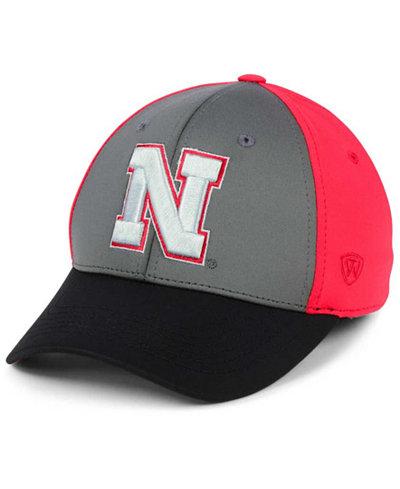 Top of the World Nebraska Cornhuskers Division Stretch Cap