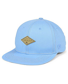 Top of the World North Carolina Tar Heels Diamonds Snapback Cap