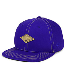 Top of the World Kansas State Wildcats Diamonds Snapback Cap