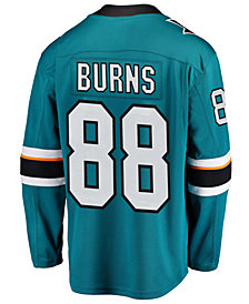 Fanatics Men's Brent Burns San Jose Sharks Breakaway Player Jersey