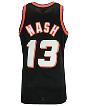 the best attitude 7f8d4 30ceb Mitchell   Ness Men s Steve Nash Phoenix Suns Hardwood Classic Swingman  Jersey