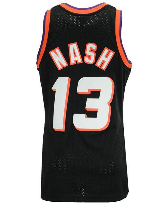 Mitchell & Ness Men's Steve Nash Phoenix Suns Hardwood Classic ...
