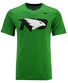 Men's North Dakota Fighting Hawks Dri-Fit Legend 2.0 Logo T-Shirt