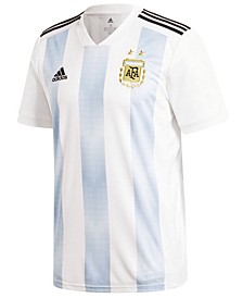 Men's Argentina National Team Home Stadium Jersey