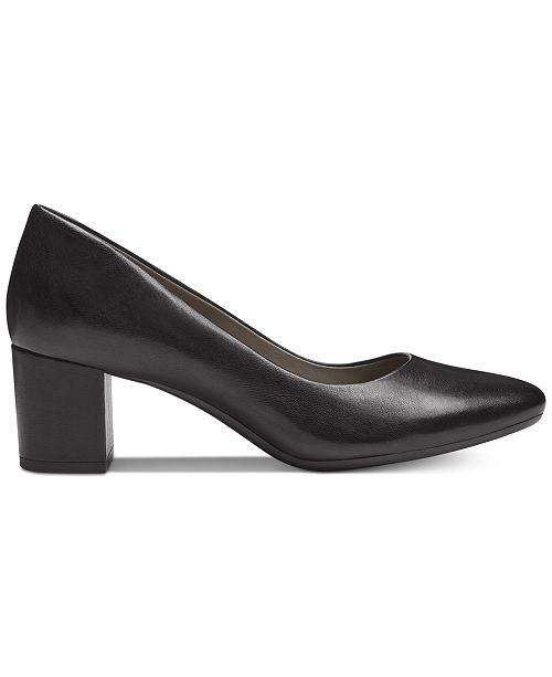 1253e322481 Aerosoles Silver Star Pumps   Reviews - Pumps - Shoes - Macy s