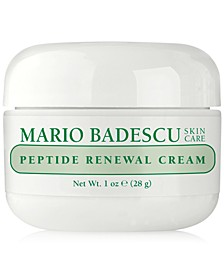 Peptide Renewal Cream, 1-oz.