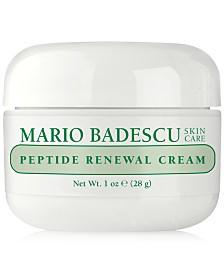 Mario Badescu Peptide Renewal Cream, 1-oz.
