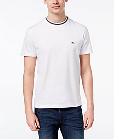 Lacoste Men's Jersey-Knit T-Shirt
