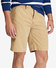 "Polo Ralph Lauren Men's Big & Tall Classic-Fit Chino 10"" Shorts"
