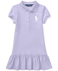 Ralph Lauren Mesh Dress, Little Girls