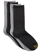 372d495ba Gold Toe Women s 4-Pk. Ultra-Soft Flat-Knit Crew Socks. Quickview. 2 colors