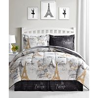 Select 8-Piece Reversible Bedding Sets