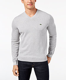 Lacoste Men's V-Neck Sweater