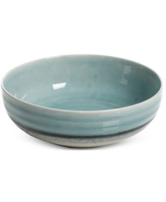 Elite Reactive Glaze Cream Cereal Bowl, Created for Macy's