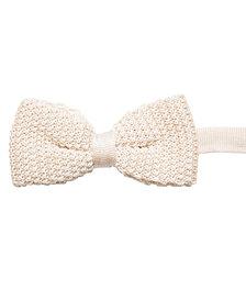 Ryan Seacrest Distinction™ Men's Knit Pre-Tied Bow Tie, Created for Macy's