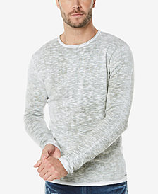 Buffalo David Bitton Men's Heathered Sweater