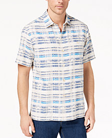 Tommy Bahama Men's Breaker Bay Striped Shirt