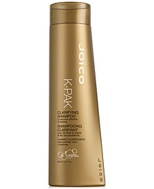 Joico K-PAK Clarifying Shampoo, 10.1-oz., from PUREBEAUTY Salon & Spa